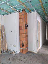 Nový komín – Krbová kamna – Vzduchotěsný pasivní dům