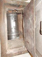 Vyvložkovaný komín – Frézování – Bytový dům